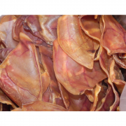 50 X Large Pigs Ears