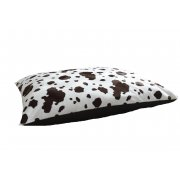 Animal Print Deep Filled Pet Bed