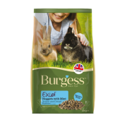 Burgess Excel Junior & Dwarf Rabbit Food