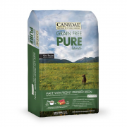 Pure Grain Free Land Bison Dog Food