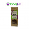 CHEWSY PETS Beef Burgers x 4 Meaty Dog Treats