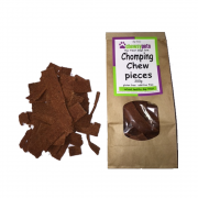 Chewsy Pets Chomping Chew Pieces Dog Treats