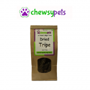 Dried Tripe 100g Dog Treats