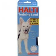 Halti Training Lead Large Black 2m (8 Uses, Double Ended)