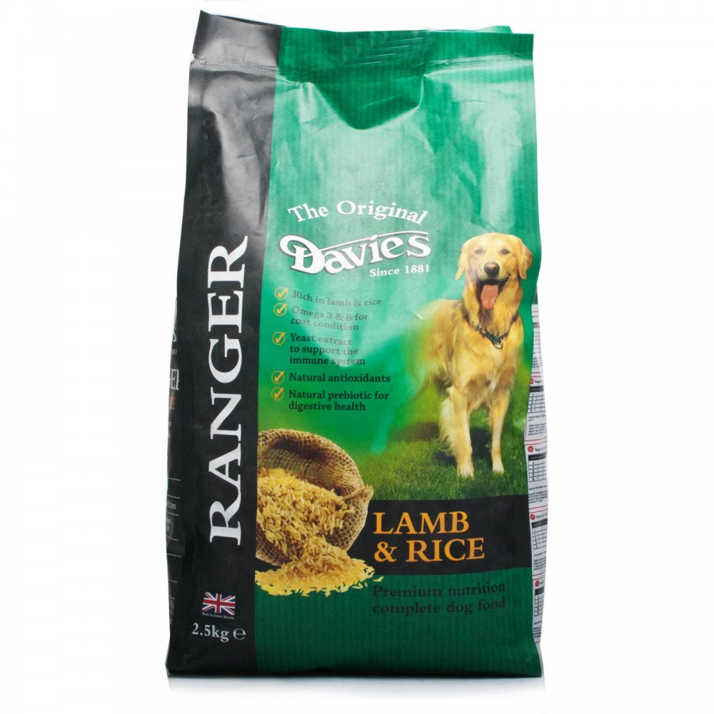 Gluten Free Dog Food Brands Uk