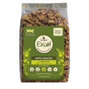 Excel Nature Apple Snacks 80g