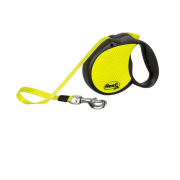 Flexi Neon Retractable Cord Lead