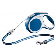 Flexi Vario Retractable Blue Cord Lead All Sizes