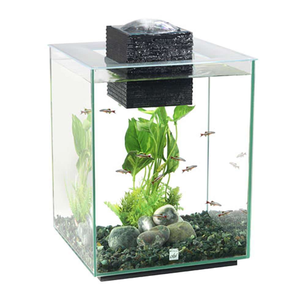 fluval chi ii aquarium 19 litre the pet warehouse uk. Black Bedroom Furniture Sets. Home Design Ideas