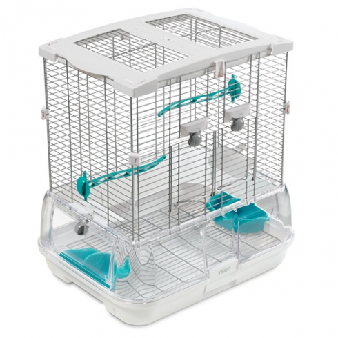 Vision II Small Cage Single