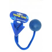 Happy Pet Floating Ball on Rope Dog Toy
