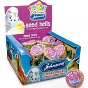 Johnsons Seed Bell Budgie & Parakeets' 34g
