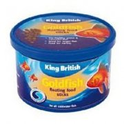 King British Goldfish Floating Food Sticks-All Sizes
