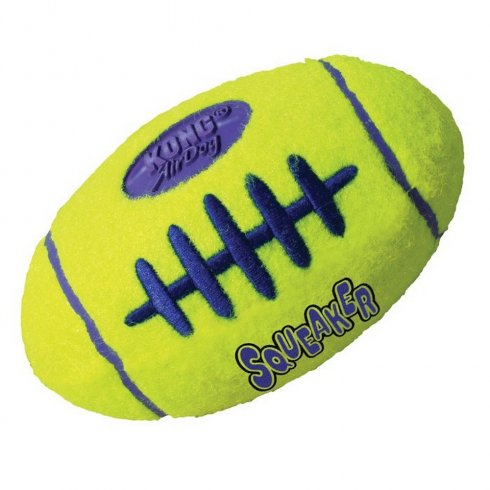 Kong Airdog Squeaker American Football All Sizes