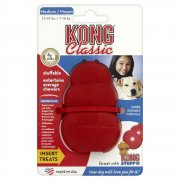Kong Classic Dog Toy Medium Red