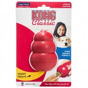 Kong Classic Dog Toy Red Large