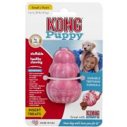 Kong Puppy Pink Treat Holder Small