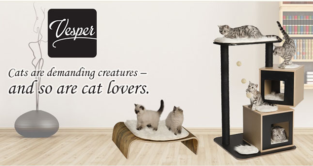vESPER cAT fURNITURE