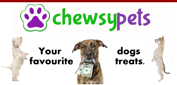 CHEWSY PETS BANNER