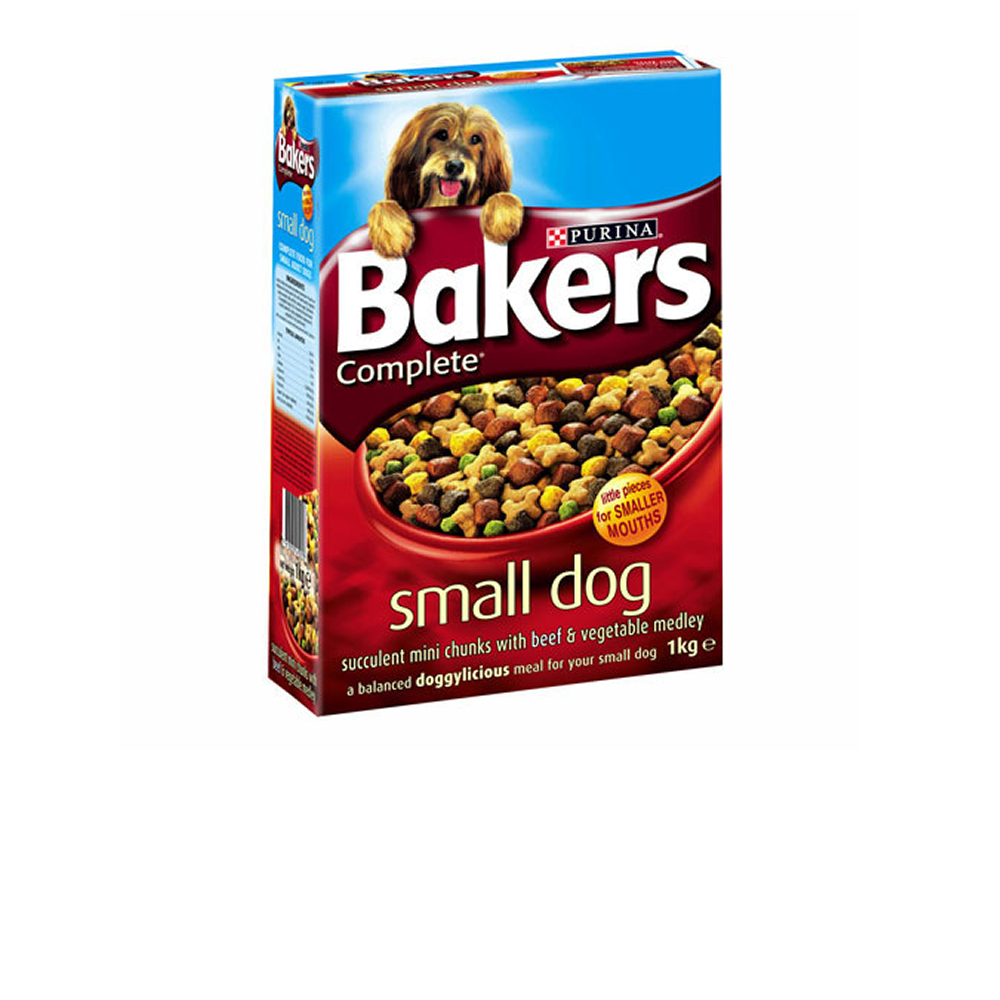 Bakers Small Bite Dog Food