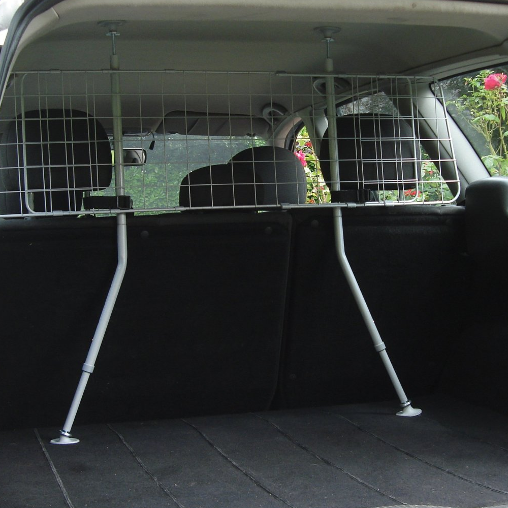 Buy The Rosewood Car Dog Guard Here At The Pet Warehouse