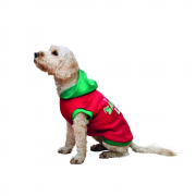 Cupid & Comet Christmas Hoodie For Dogs