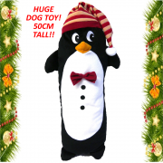 Jolly Doggy Percival Penguin Dog Toy