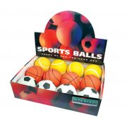 Rosewood Sports Balls For Dogs Medium