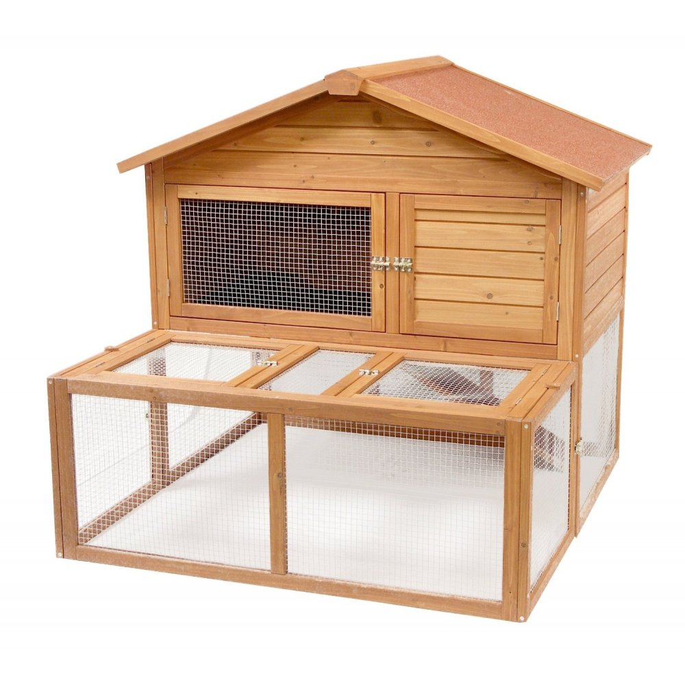 Rosewood the manor rabbit guinea pig hutch for Free guinea pig hutch