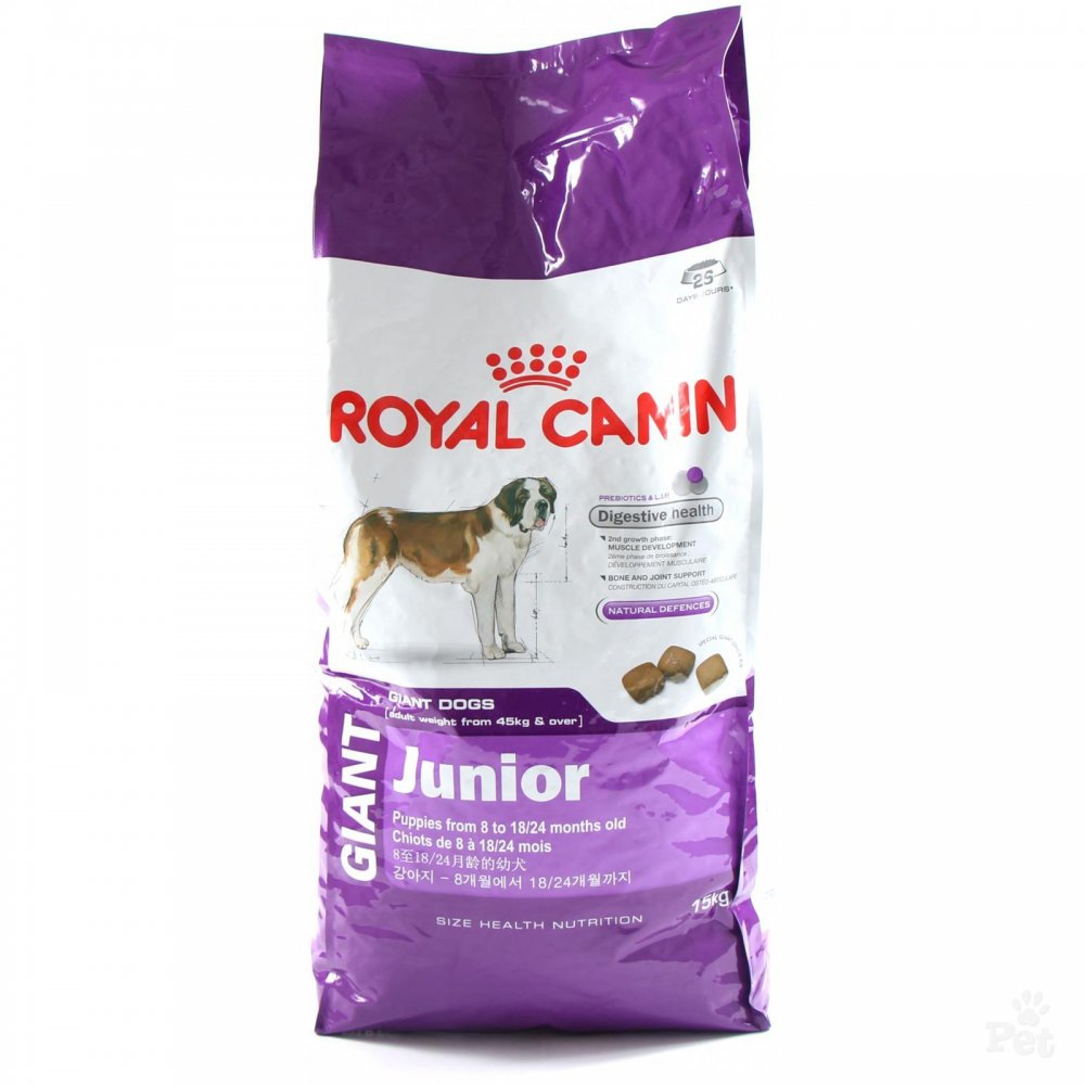 royal canin giant junior 15kg 3kg free. Black Bedroom Furniture Sets. Home Design Ideas