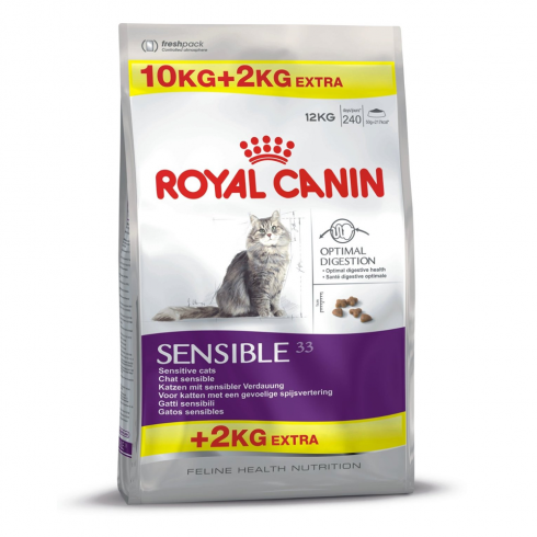 royal canin sensible 33 royal canin feline sensible. Black Bedroom Furniture Sets. Home Design Ideas