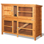 The Hutch Company Chartwell Double Rabbit Hutch