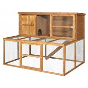 Kendal 180 Rabbit Hutch and Run