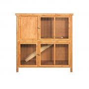 The Hutch Company Bateman Double Rabbit Hutch
