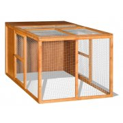 The Hutch Company Westbury Rabbit Run 5ft