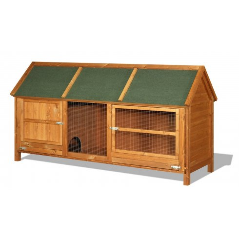 THE HUTCH COMPANY Wordsworth 6ft Rabbit Hutch