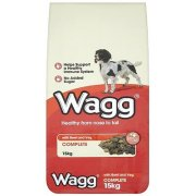 Wagg Complete Original Beef & Veg 12kg